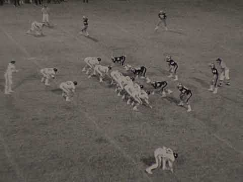 Okemah High School Panthers Football vs Henryetta Hens 1982 (Homecoming)