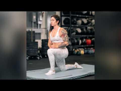 NATASHA AUGHEY   Crossfit   Workout Motivation