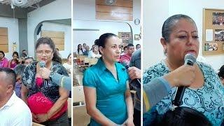 Testimonios Iglesia Barrio La Hermosa - Santa Rosa (Risaralda) - Mayo 2016