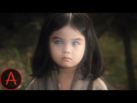 【阿琪朵】女孩瞬间长大,长有一双蓝色眼睛,能复活一切生物,速看《竹取物语》