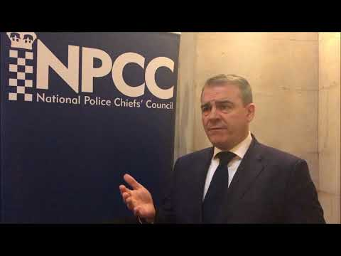 Chief Constable Dave Thompson: Police Efficiency, Shared Services and Procurement