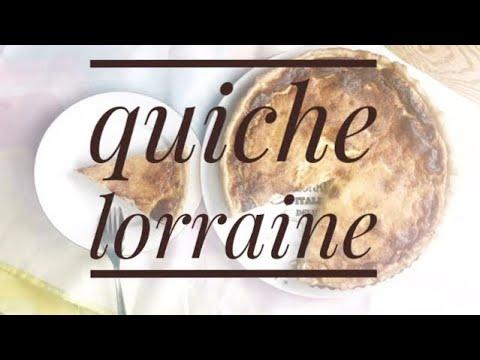 recette-quiche-lorraine-/-quiche-lorraine-recipe