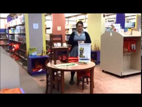 The Learning and Sharing Collection at Harford County Public Library