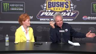 Darrell Waltrip Unplugged: Hall of Famer confirms retirement in press conference
