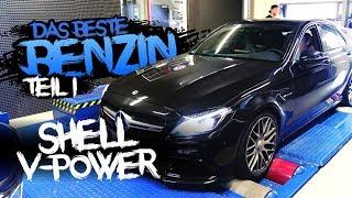 65PS Mehr im AMG durch Shell V-Power 100 Oktan? Benzinvergleich Teil 1/4 mit Simon Motorsport