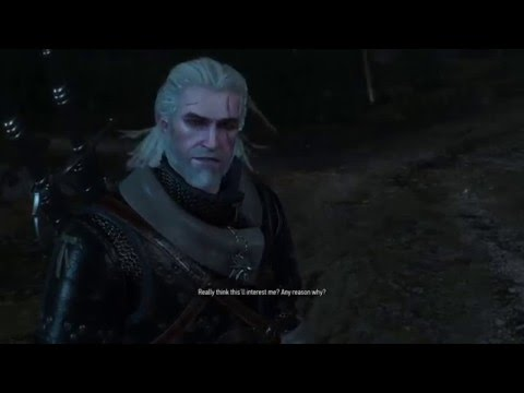 The Witcher 3: Wild Hunt - Heart of Stone DLC - Gaunter O