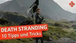 Death Stranding: 10 Tipps & Tricks | Special