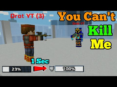 How To Get 100 Armor In 1 Second In Pixel Gun 3D | PG3D New Glitch (Fixed)