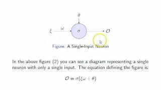 Neural network tutorial: The back-propagation algorithm (Part 1)