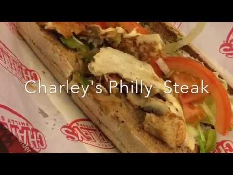 Healthy Brown bread and Chicken Sandwich, Charley's Philly steak, Abu Dhabi