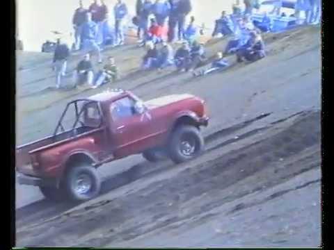 Chevy vs  Scout, torfæra