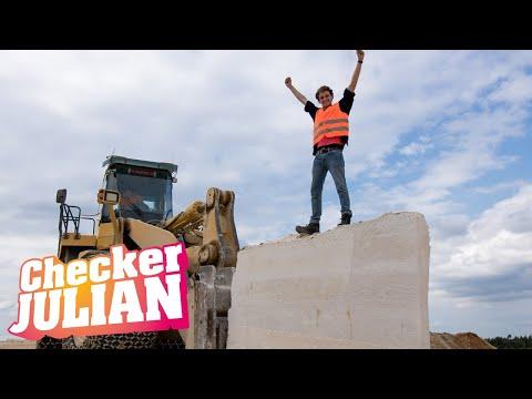 Der Steine-Check | Reportage für Kinder | Checker Julian