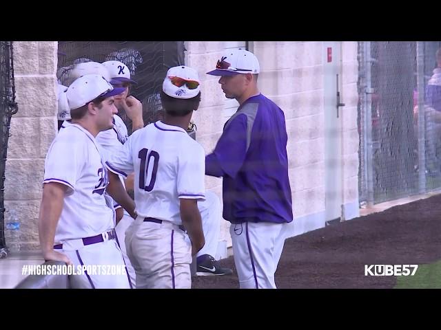 John Cooper vs Kinkaid Baseball - Episode 5-4-19