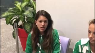 #CommunityFIH: Le interviste dell'SG Amsicora dopo le gare del 28 e 29 ottobre 2017