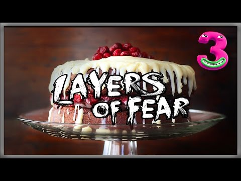 Very Dark and Spooky | Layers of Fear #3