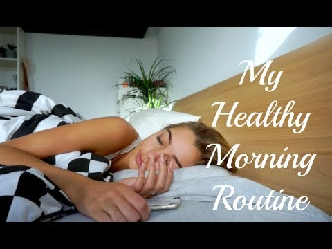My Healthy Morning Routine | Pilates, Breakfast, Skincare