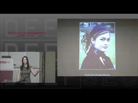 DeepSec 2010: The Future Of Social Engineering