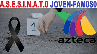 luto TV AZTECA  conductor QEPD