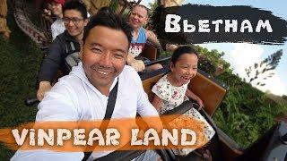 Вьетнам-Нячанг 2019! Часть 2. Остров Винперл.