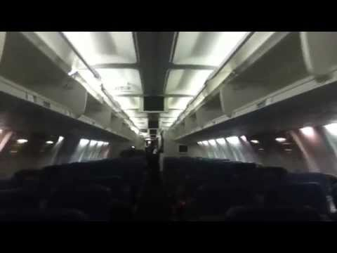 Delta Airlines 757-200 ETOPS Cabin Walkthrough (Former NWA)