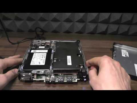 HW: Review] - HP EliteDesk 800 G1 Mini pc - YouTube