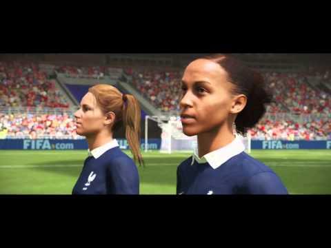 FIFA 16 - Trailer Women's National Teams / Frauen Nationalmannschaften