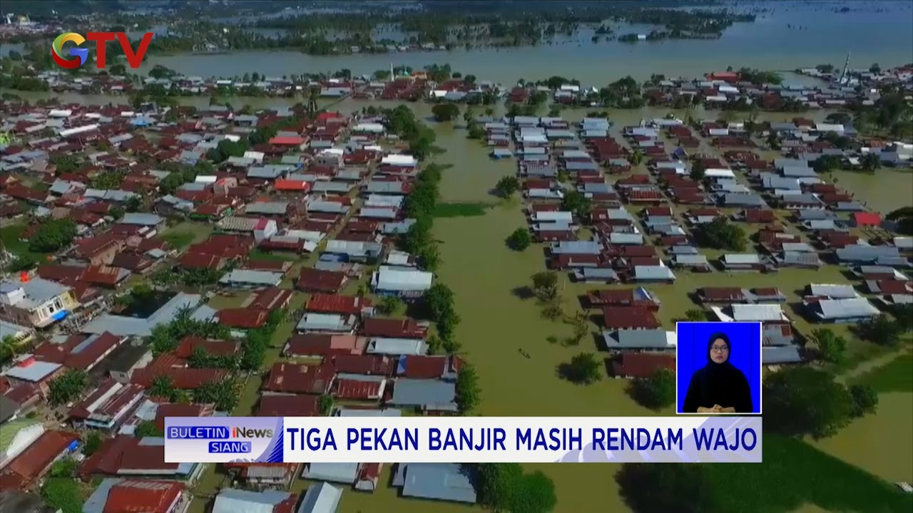 Download Sudah 3 Pekan Banjir Merendam Ribuan Rumah di Wajo, Sulsel, Warga Keluhkan Bantuan #BIS 23/09