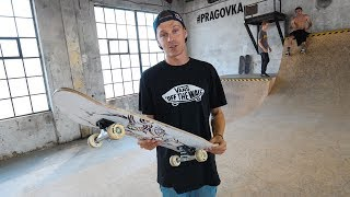GAME OF SKATE NA SKEJTU ZA 500,-