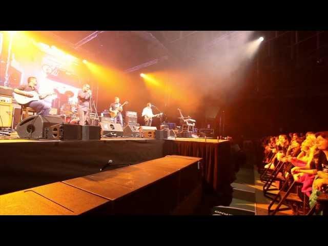 TIBET - KOSA (feat. Steve Walsh) --- live Brno Kajot Arena 19.10.2012 --- Official Video
