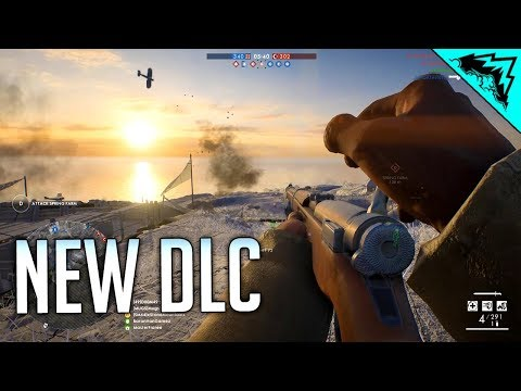BF1 TURNING TIDES GAMEPLAY - New Guns, Maps, & Mode Battlefield 1 Multiplayer (DLC 3)