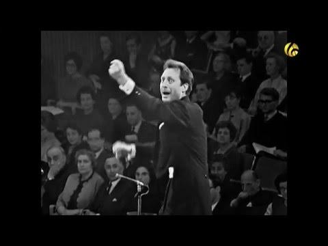 Verdi   Requiem  -  Dies Irae -  Carlo Maria Giulini  - 1964 London