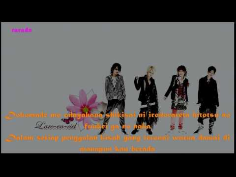 L'arc en ciel - Hitomi No Jyunnin Lyric with Indonesia translation