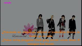 L arc en ciel Hitomi No Jyunnin Lyric with Indonesia translation