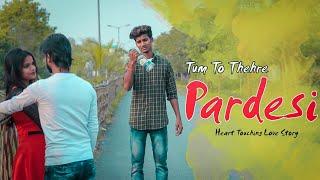 Tum Toh Thehre Pardesi | Koi Deewana Kehta Hai | Heart Touching | Ft. Jeet & Annie | Besharam Boyz