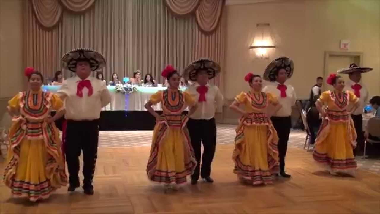 Ballet Folkl 243 Rico Fiesta Mexicana Dances At A Dynasty