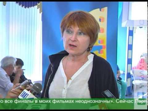 Кинорежиссер Лариса Садилова представила курянам ленту «Она»