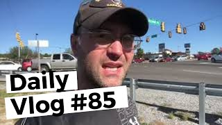 A Day In The Life Of A Lotdocker | RVLife Daily Vlog #85