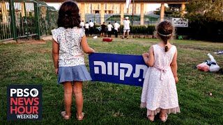 New Israeli government ousts longtime Prime Minister Netanyahu
