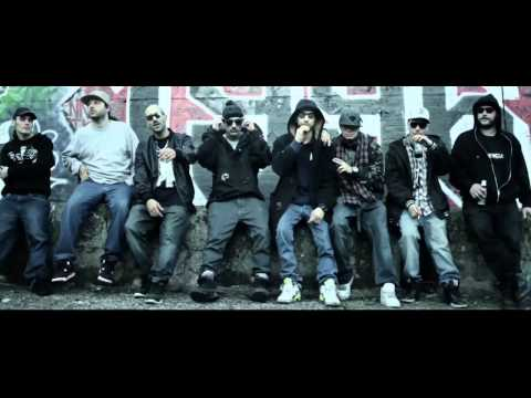 Fetz Darko feat Noyz Narcos - CINEMA ACCIAIO (Official VIDEO + Lyrics)