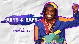 YNW Melly: How He Released His Album From Jail | Arts & Raps thumbnail