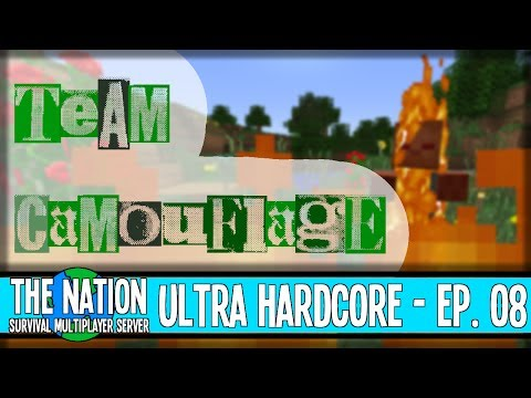 Bow Power! - The Nation UHC - S1E8 - Team Camouflage!