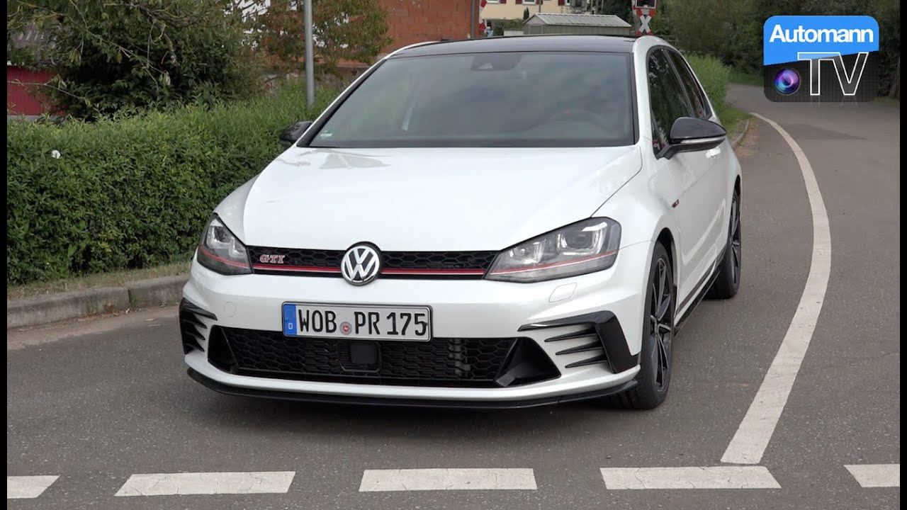 2017 golf gti clubsport 290hp drive sound 60fps doovi. Black Bedroom Furniture Sets. Home Design Ideas