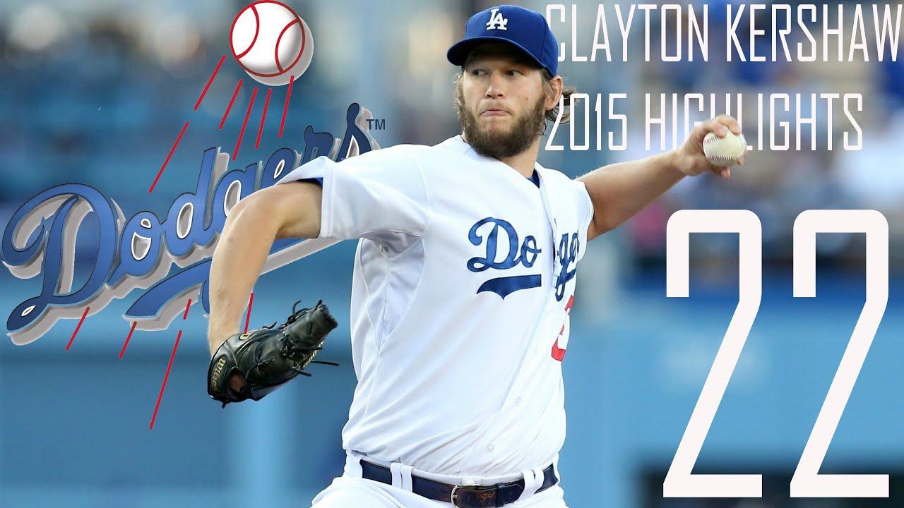 Clayton Kershaw | Los Angeles Dodgers | 2015 Highlights Mix | HD