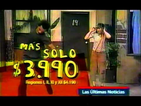Chilevisión - Tanda comercial (Junio-julio 2005) 3