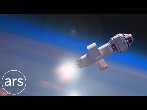 Boeing Starliner launch animation | Ars Technica