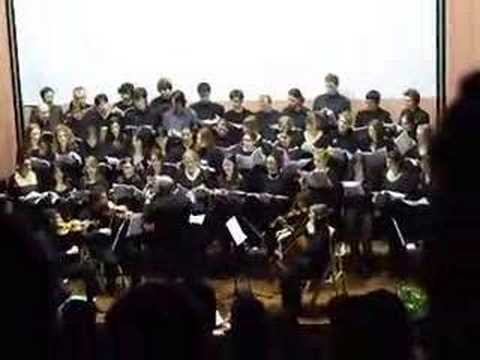 """""""DIXIT DOMINUS"""" Lab. Corale Collegium Musicum Alma..."""