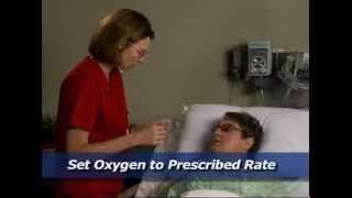 Оксигенотерапия Безопасность при работе с кислородом(Обучающее видео по Оксигенотерапии, безопасность при работе с кислородом., 2012-08-28T10:16:22.000Z)