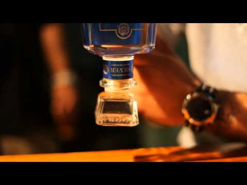 1800 Tequila top shot no spill
