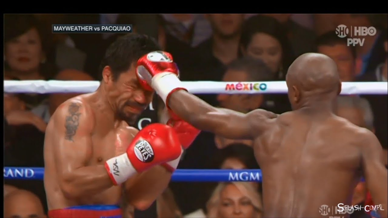Floyd Mayweather VS Manny Pacquiao - Fight resume VIDEO - YouTube