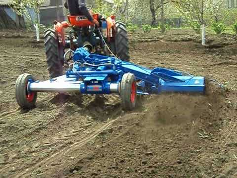 Ommas fresa interfilare youtube for Porrini macchine agricole